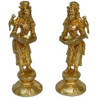 Decorativ Deep Lady Set Of 2 Pieces