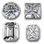 Non-Certified Diamonds