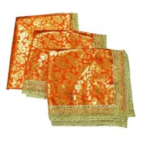 Granth Sahib Rumala Set Of 3 Pcs