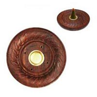 Incense & Dhoop Stand  Circular