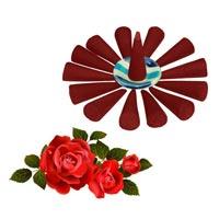 Vedic Rose Big Cones 20 pcs