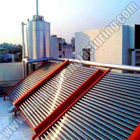 Industrial Solar Water Heater 01