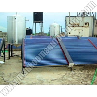 Industrial Solar Water Heater 04