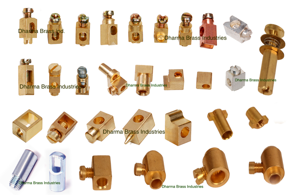 Brass Electrical Terminals