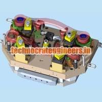 Hydraulic Machining Fixtures