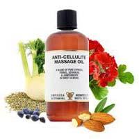 Anti Cellulite Massage Oil