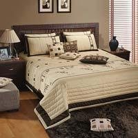 Designer Bed Cover - 01