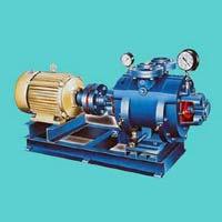 Water Ring Type Vacuum Pumps