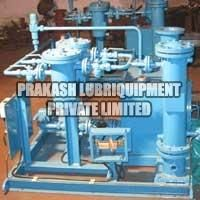 Forced Oil Lubrication System