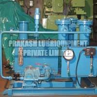 Forced Oil Lubrication System (FOLS 002)