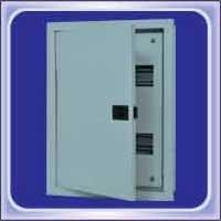 Double Door Distribution Board