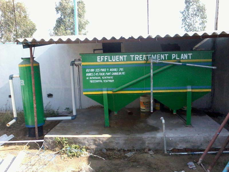 Effluent Treatment Plant 02