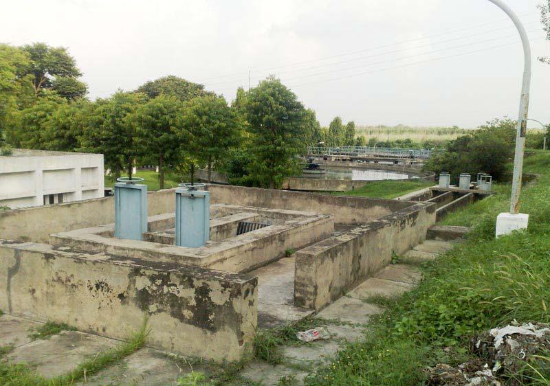 Sewage Treatment Plant 07