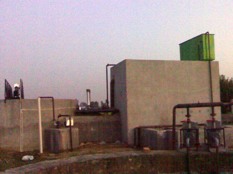 Sewage Treatment Plant 08