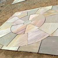 Rippon Sandstone Circle Stone