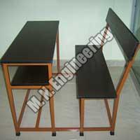 Double Joint School Desk (DJSD 003)