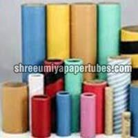 Embossed Knurling Paper Tube & Textile