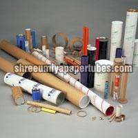 Polyfilm Wrapping Paper Tubes