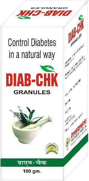 Diab-Chk Granules