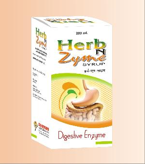 Herb-N-Zyme Syrup