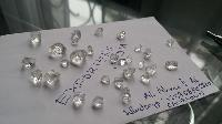 Natural White Rough Diamonds