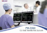 PM 2000 Patient Monitor