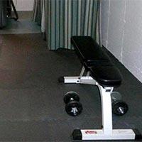 Gymnasium Rubber Flooring