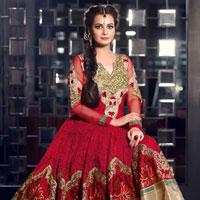 Designers Anarkali Suits
