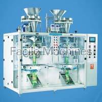 Double Head Automatic Pouch Packing Machine (PP-301 MT)