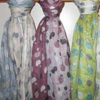 Cotton Printed Scarves 02