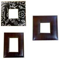 Leather Bound Photo Frame