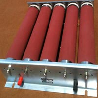 Breaking Resistor 5 Tube Model with 'L' Mounting