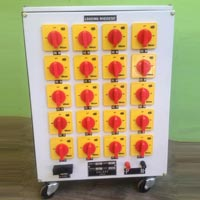 Loading Rheostat 1PH 1KW with 20 Steps
