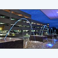 Laminar Jet Fountains