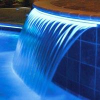 Water Sheet Fountain 02