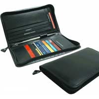 Leather Credit Card Holder 03