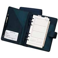 Leather Planner 06