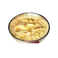 Kesar Dry Fruit Basundi Ice Cream