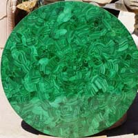 Mother of Pearl and Semi Precious Stone Table Top 12