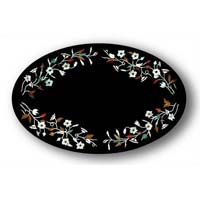 Mother of Pearl and Semi Precious Stone Table Top 21