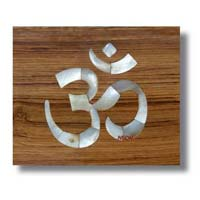 Mother of Pearl Calligraphy 05