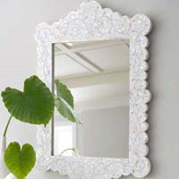 Mother of Pearl Mirror 11