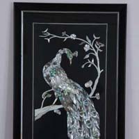 Mother of Pearl Wall Painting 13