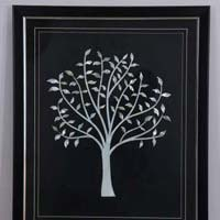 Mother of Pearl Wall Painting 14