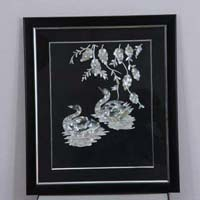 Mother of Pearl Wall Painting 17