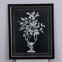 Mother of Pearl Wall Painting 18