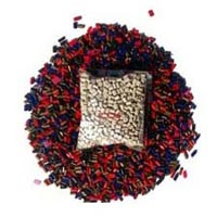 Multi Colored ABS Granules 02