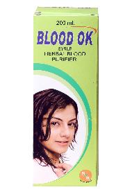 Blood OK Syrup