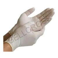 Disposable Lightly Powdered Gloves