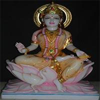 Gayatri Mata Statue 03
